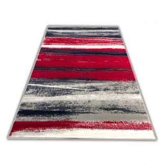Oryginalny dywan Skandynawski New Idea wzór w Paseczki WS22