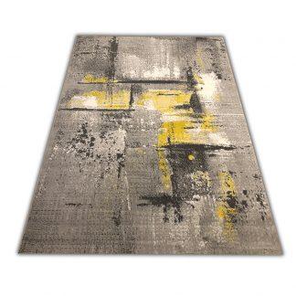 Modernistyczny dywan Skandynawski New Idea wzór Marmurek GL22