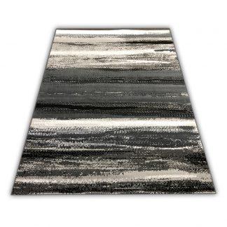 Nowoczesny dywan Skandynawski New Idea wzór Paseczki WS55