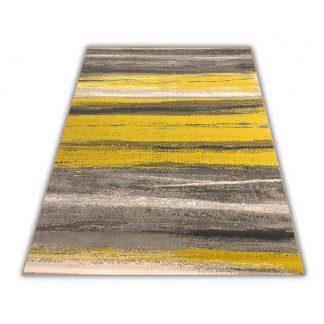 Nowoczesny dywan Skandynawski New Idea wzór w Paseczki GL22