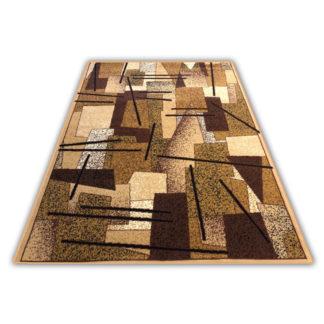 Klasyczny oryginalny dywan ALFA abstrakcja