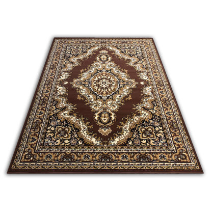 Klasyczny oryginalny dywan ALFA klasyka ciemna
