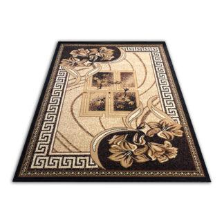 Klasyczny oryginalny dywan ALFA kwiaty