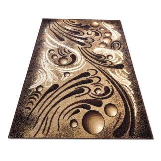 Brązowy dywan klasyczny