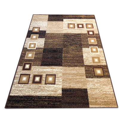 Klasyczny dywan belgijski ALFA kwadraciki