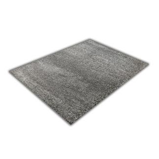 Dywan nowoczesny gruby shaggy szary