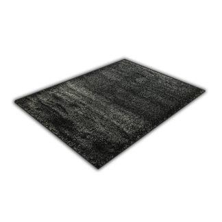 Dywan nowoczesny gruby shaggy czarny