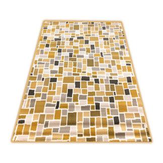 Nowoczesny dywan belgijski New Idea kwadraciki