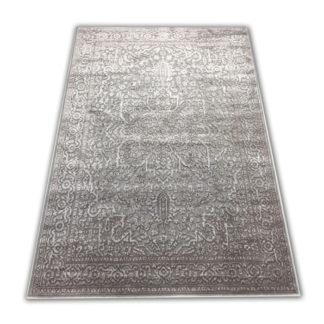 Klasyczny dywan szary
