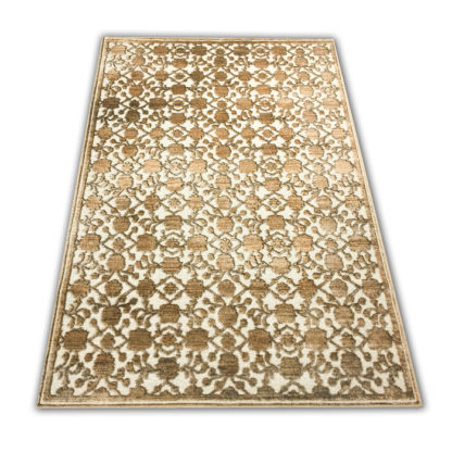 Najwyższej jakości ekskluzywny złoty dywan tradycyjny