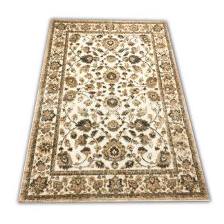 Najwyższej jakości miękki dywan w kwiaty