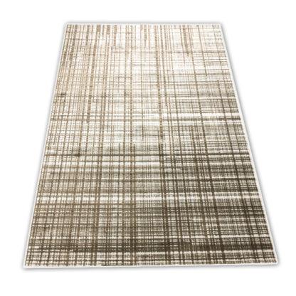 Ekskluzywny dywan wysokiej jakości kratka