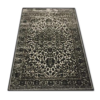 Ekskluzywny miękki dywan wysokiej jakości ciemny klasyczny