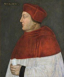 podobizna kardynała Wolsleya
