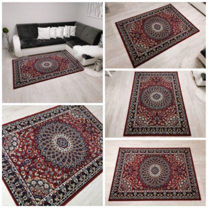 Tradycyjny dywan czerwony