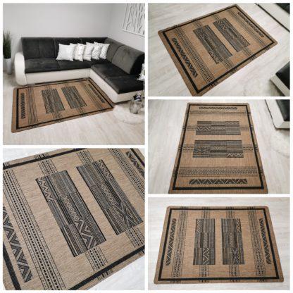 Klasyczny dywan sizal
