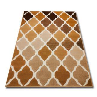 Nowoczesny dywan Koniczyna Marokańska GL
