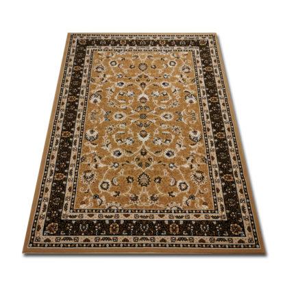 Klasyczny dywan beżowy