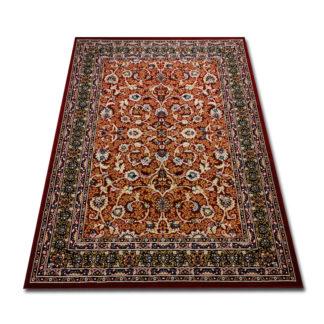 Tradycyjny dywan Canvas Royal Klasyczny Bordowy