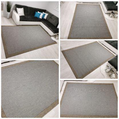Niebieski dywan zewnętrzny outdoor