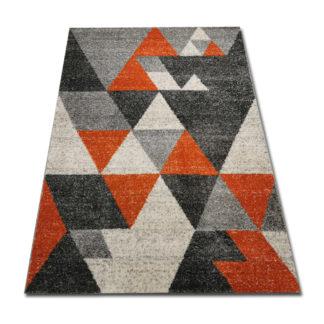 Pomarańczowy dywan