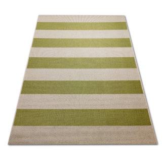Zielony dywan sizal