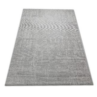 Nowoczesny płaski dywan Sizal plamka jasna
