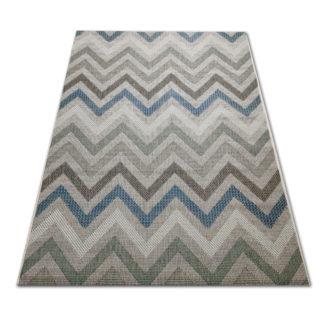 nowoczesny dywan sizal