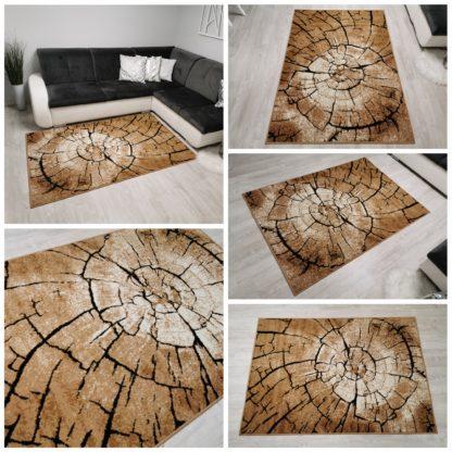 brązowy dywan pień drzewa kora