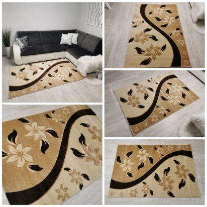 turecki dywan wycinany