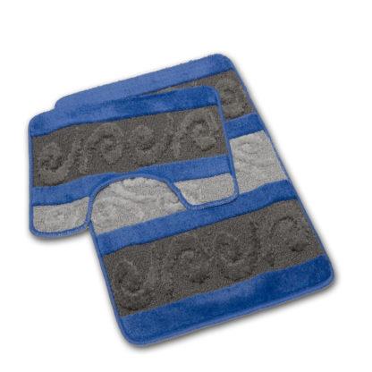 dywanik Å'azienkowy niebieski