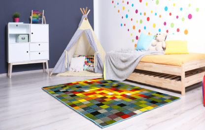kolorowy dywan dzieciÄ™cy
