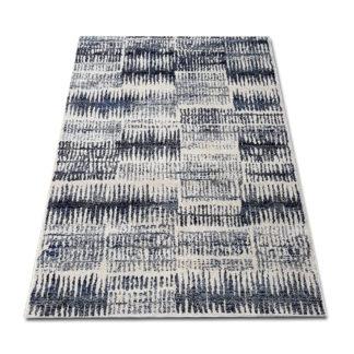 modny jasny gęsty dywan