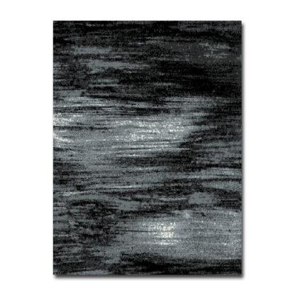 szary dywan przecierany