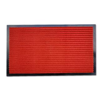 czerwona wycieraczka zewnÄ™trzna