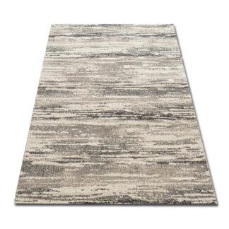 Przecierany gęsty dywan nowoczesny