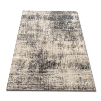 gęsty dywan kremowy