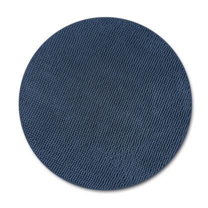 szary dywan okrągły