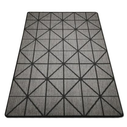 szary dywan sizalowy