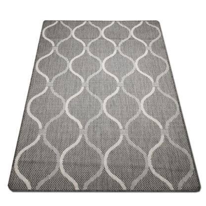 sizalowy dywan jasny