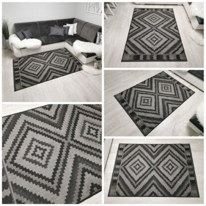 sizalowy dywan nowoczesny