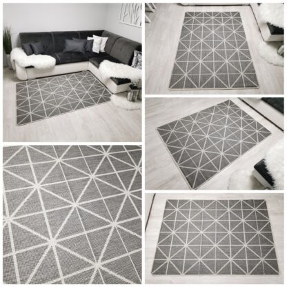 jasny dywan sizalowy
