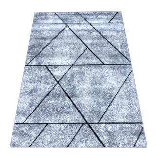 PiÄ™kny geometryczny dywan Milano