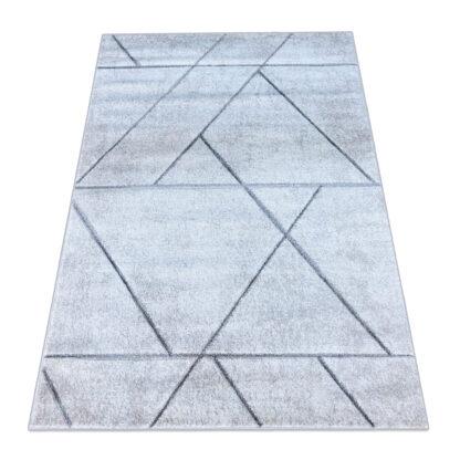 nowoczesny dywan natural