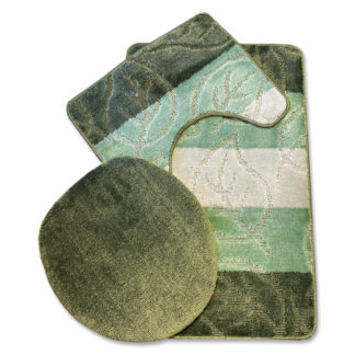 dywanik Å'azienkowy zielony