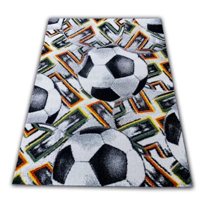 kolorze piłki dywan